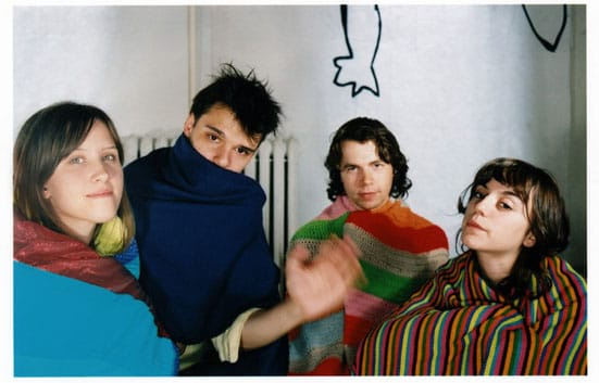 Dirty Projectors, circa. 2007