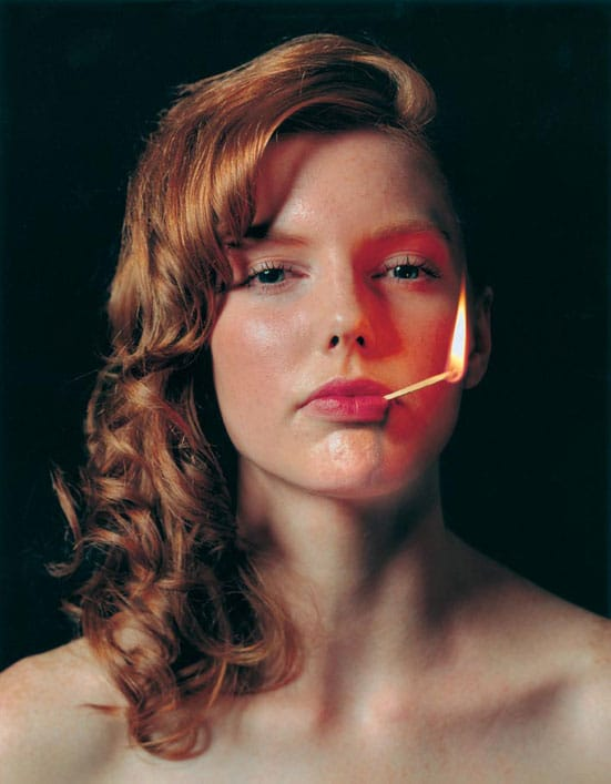 USA Today — Josephine Meckseper  Pyromaniac