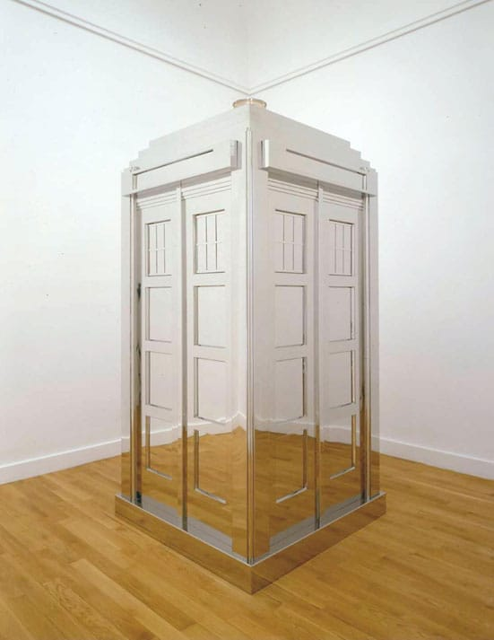 Mark Wallinger curates: The Russian Linesman: Frontiers, Borders and Thresholds — 