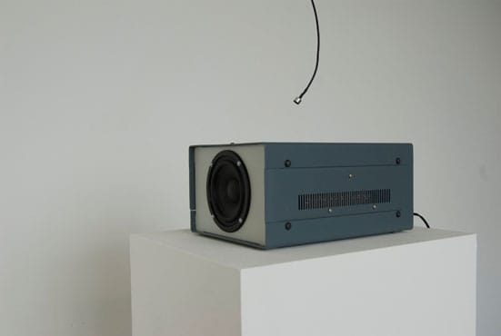 Ode to the Appliance - Tom Richards — Installation shot courtesy the artist