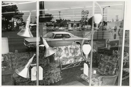 Lee Friedlander:America By Car & The New Cars 1964  — 