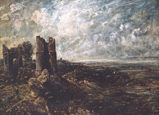 Ruin Lust — John Constable