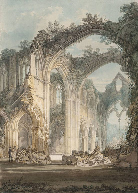 Ruin Lust — JMW Turner