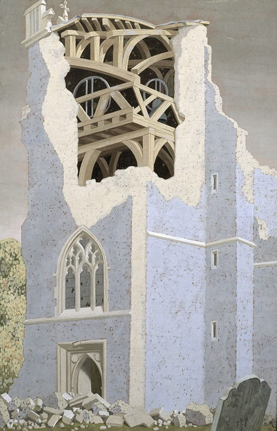Ruin Lust — John Armstrong 
