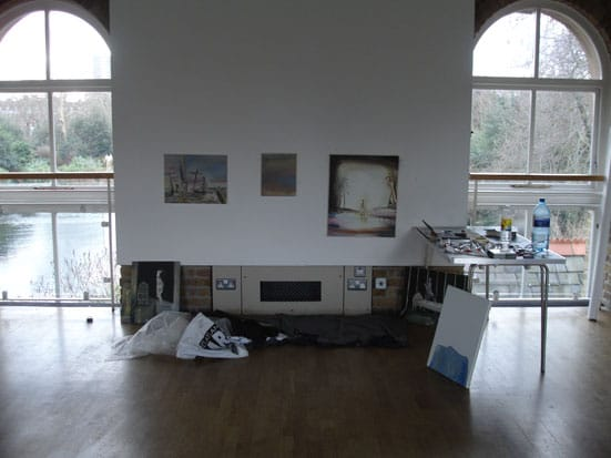 Take Over: Artist Residencies Programme —  Robert