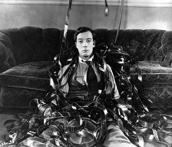 Buster Keaton The Cameraman 1928