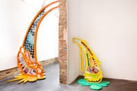'Pan-Hotdog' & 'Pan-Cheeseburger' Vomitoriae, 2010