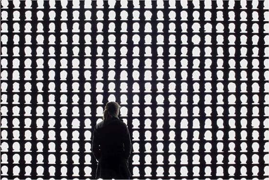 Alfredo Jaar, The Geometry of Conscience, 2010