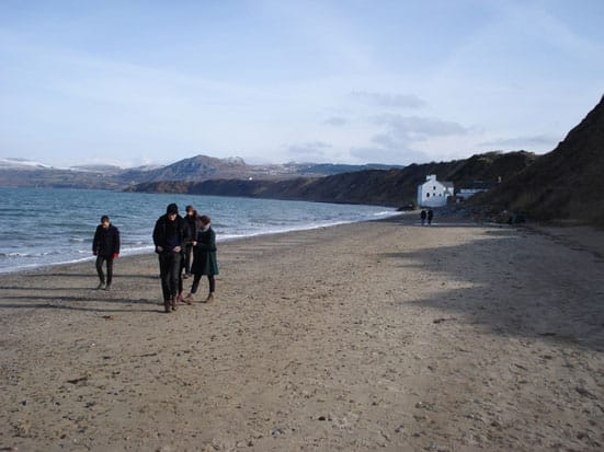 Nefyn beach' photo Richard Whitby
