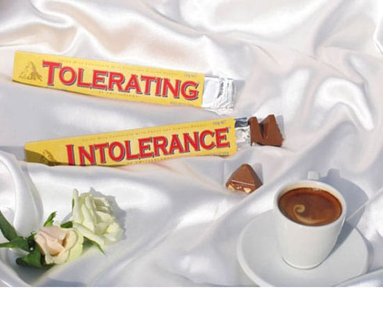 Farhad Moshiri & Shirin Aliabadi - Tolerating Intolerance, 2008 Courtesy of the 2nd Singapore Biennale
