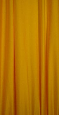 Yellow Curtains (Photograph Richard Whitby)